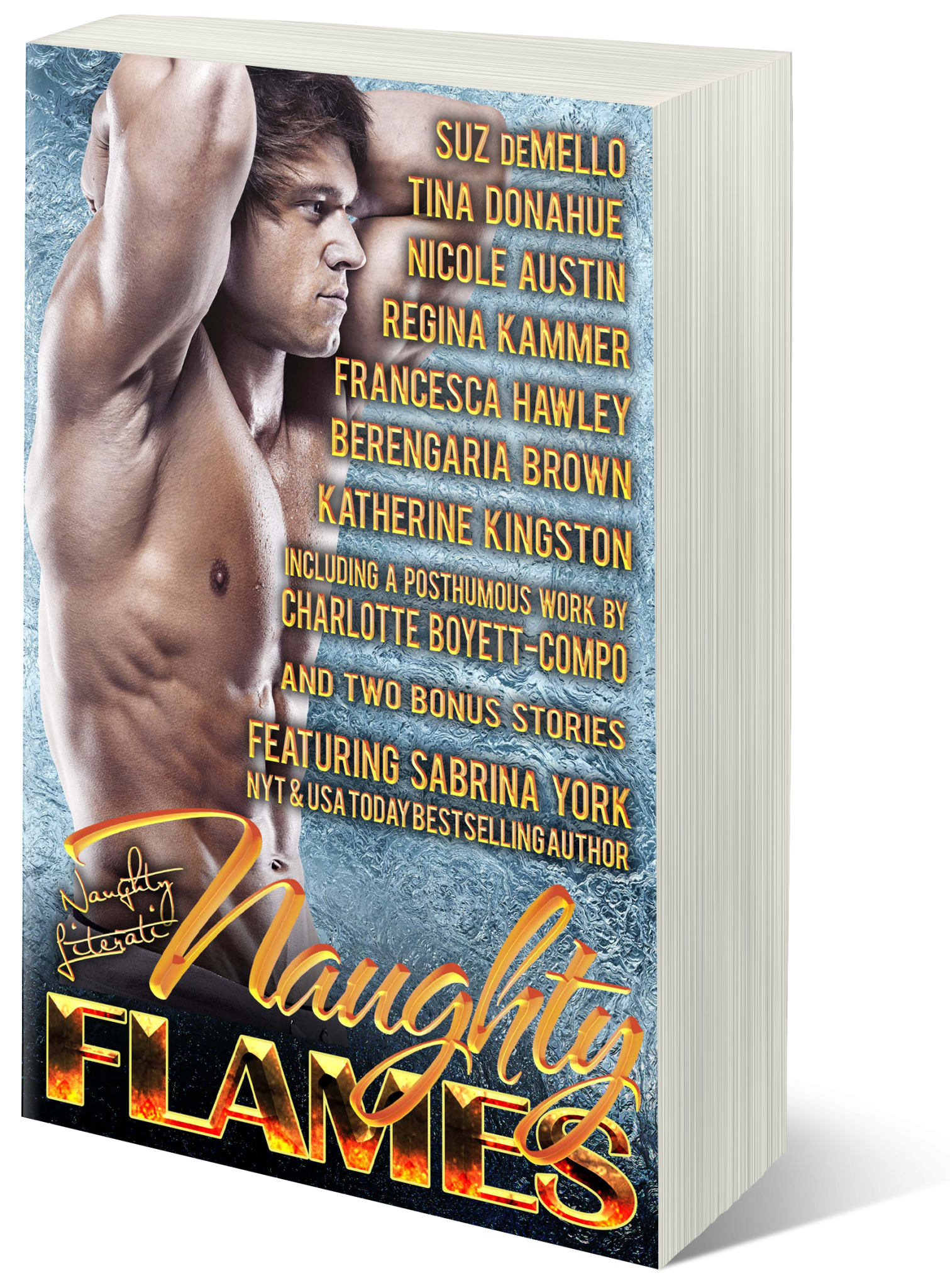 Naughty Flames PBK